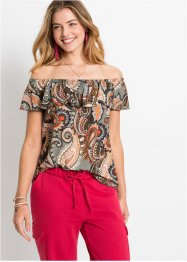 Blouse Carmen, RAINBOW
