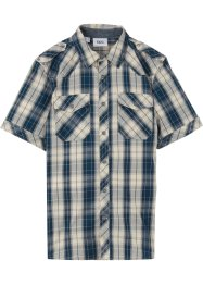Chemise manches courtes, Regular Fit, bpc bonprix collection