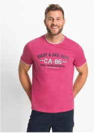 T-shirt 2 en 1, manches courtes, bpc bonprix collection