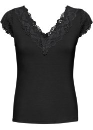T-shirt en dentelle, BODYFLIRT boutique