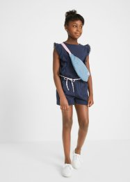 Combishort fille avec cordon, bpc bonprix collection