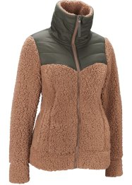 Veste en polaire peluche, bpc bonprix collection