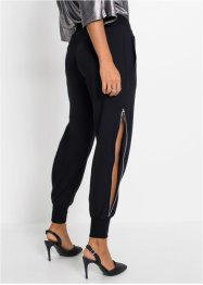 Pantalon-jogging avec zip, BODYFLIRT