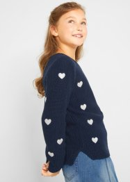 Pull fille, bpc bonprix collection