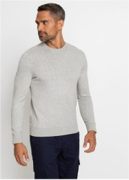 Pull col rond avec cachemire, bpc selection