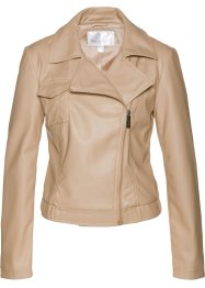 Veste synthétique imitation cuir, bpc selection