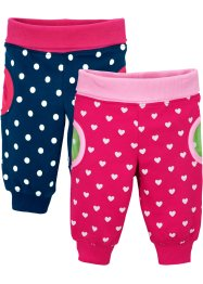 Pantalons sweat bébé coton bio, bpc bonprix collection