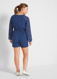 Combi short festif fille avec paillettes, bpc bonprix collection