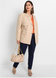 Veste style trench-coat, BODYFLIRT