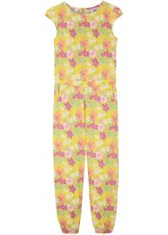 Combi pantalon fille en jersey coton bio, bpc bonprix collection