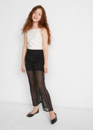Combi pantalon festive fille, bpc bonprix collection