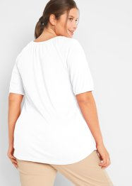 T-shirt Maite Kelly avec élastique, bpc bonprix collection