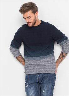 Pull Slim Fit, RAINBOW, bleu