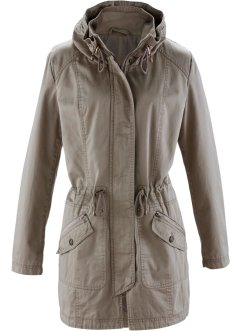 Veste, bpc bonprix collection, taupe