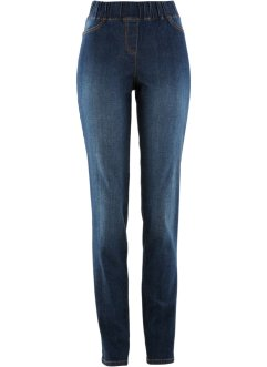 Jegging extensible, bpc bonprix collection, dark denim