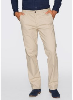 Chino extensible Regular Fit Straight, bpc selection, beige