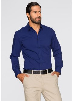 Chemise extensible slim fit, bpc selection