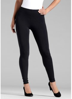 Lot de 2 leggings, BODYFLIRT, noir