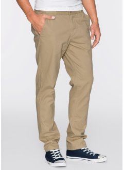 Chino Slim Fit Straight, RAINBOW, rouge