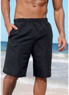 Short de bain homme, bpc bonprix collection, noir