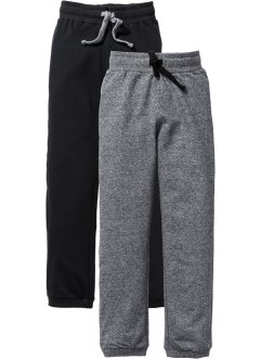 Lot de 2 pantalons sweat, bpc bonprix collection