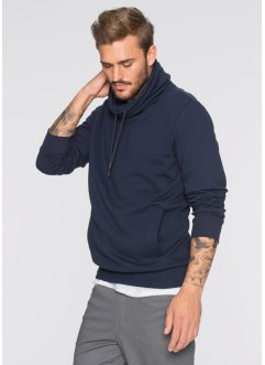 Sweat-shirt Slim Fit, RAINBOW, bleu foncé