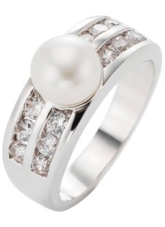 Bague Perle, bpc bonprix collection