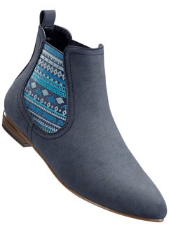 Bottines Chelsea en 2 largeurs, bpc bonprix collection