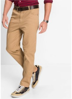 Pantalon extensible coupe classique, bpc bonprix collection, camel mat