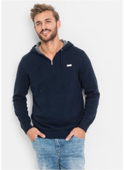 Pull à capuche Slim Fit, RAINBOW