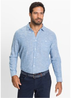 Chemise à rayures Regular Fit, bpc selection
