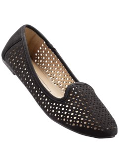 Slippers, bpc bonprix collection, noir