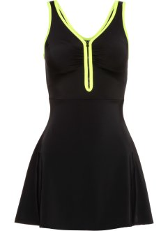 Robe de bain, bpc bonprix collection, noir