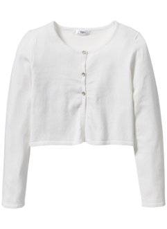 Cardigan, bpc bonprix collection, blanc cassé