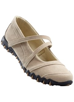 Ballerines, bpc bonprix collection, beige