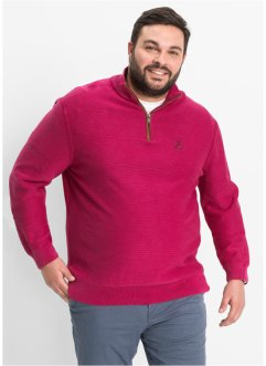 Pull camionneur Regular Fit, bpc selection, rouge baie