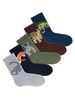 Chaussettes GO IN (lot de 5), GO IN