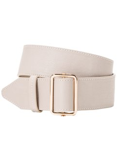 Ceinture large, bpc bonprix collection, olive clair