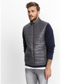 Gilet Regular Fit, RAINBOW, anthracite