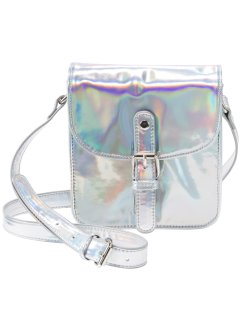 Sac enfant Metallic, bpc bonprix collection, argenté
