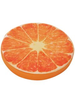 Coussin Orange, bpc living, orange