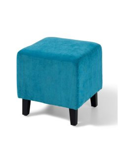 Tabouret Paul, bpc living, bleu
