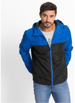 Veste outdoor Regular Fit, bpc bonprix collection, bleu/noir