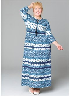Robe maxi manches 3/4 - designed by Maite Kelly, bpc bonprix collection