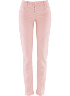 "Pantalon en coton extensible ""froissé"", bpc bonprix collection"