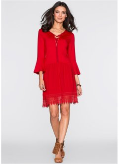 Robe boho avec application, BODYFLIRT