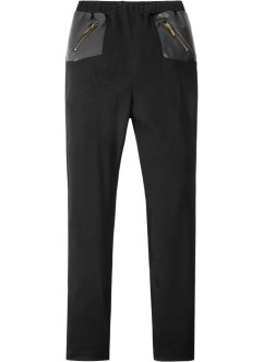 Pantalon extensible avec zips, bpc bonprix collection