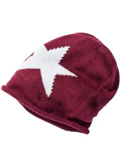 Beanie en maille Étoile, bpc bonprix collection