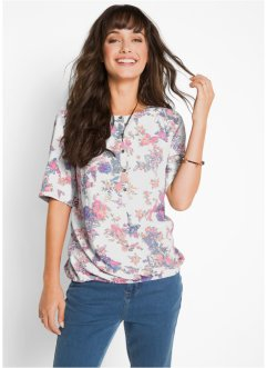 Blouse manches 1/2, bpc bonprix collection