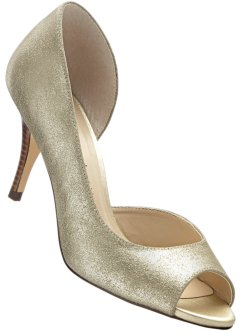 Escarpins peep-toe, bpc selection premium